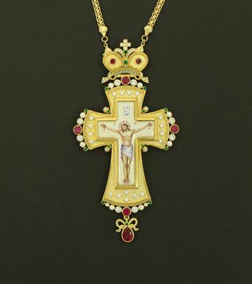 Pectoral Cross - 43171