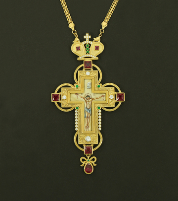 Pectoral Cross - US43179
