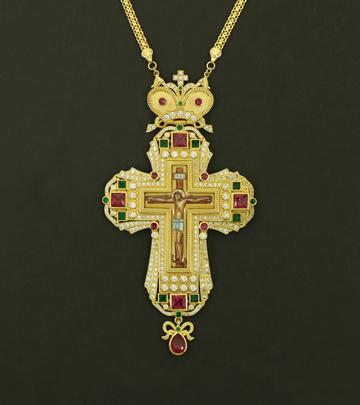 Pectoral Cross - 43186