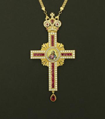 Pectoral Cross - 43177
