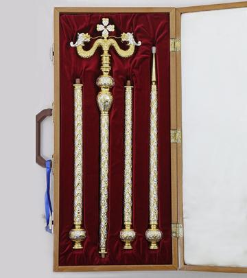 Episcopal Staff - US43306