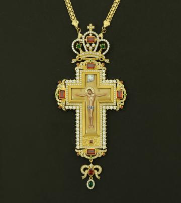 Pectoral Cross - 43460