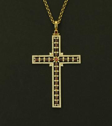 Pectoral Cross - US43467