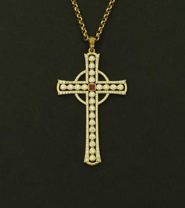 Pectoral Cross - US43469