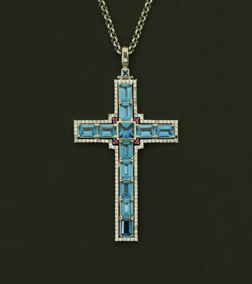 Pectoral Cross - US43475
