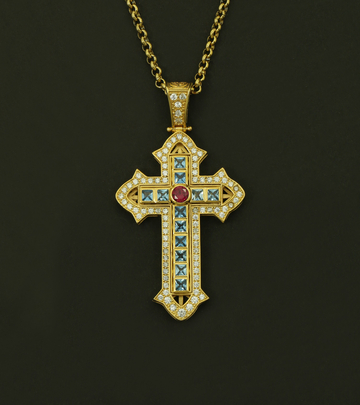 Pectoral Cross - 43478