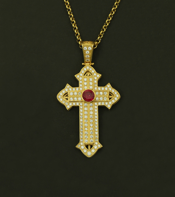 Pectoral Cross - US43479