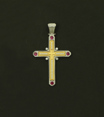 Pectoral Cross - US43486