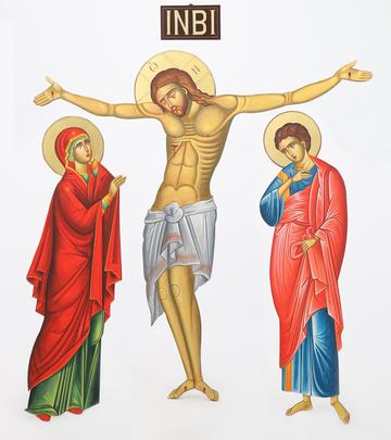 Crucifix - 110