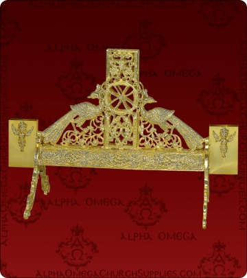 Crucifix Stand - 349
