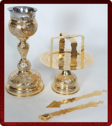 Chalice set - 247