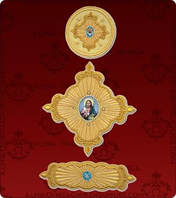 Episcopal Emblem - 120