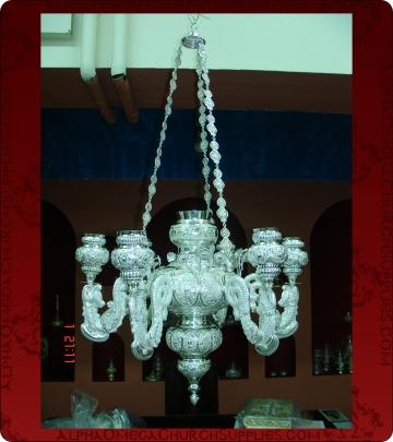 Hanging Vigil Lamp - 680