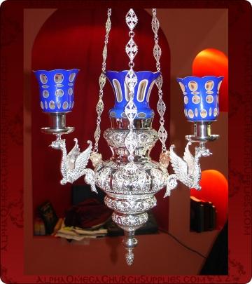Hanging Vigil Lamp - 694