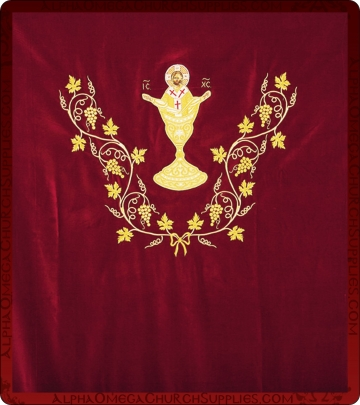 Royal Door Curtain - 114