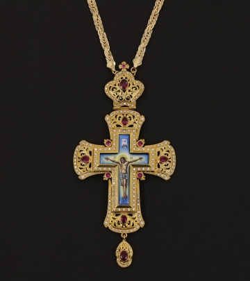 Pectoral Cross - 402