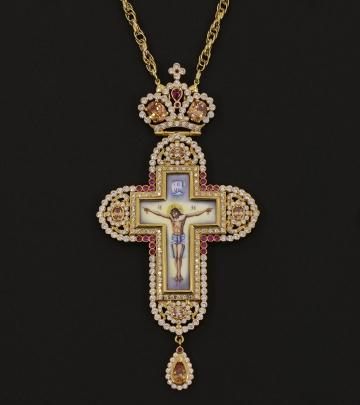 Pectoral Cross - 404