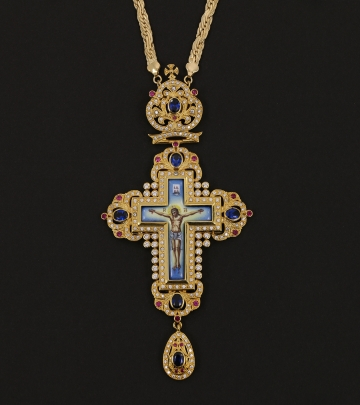 Pectoral Cross - 410