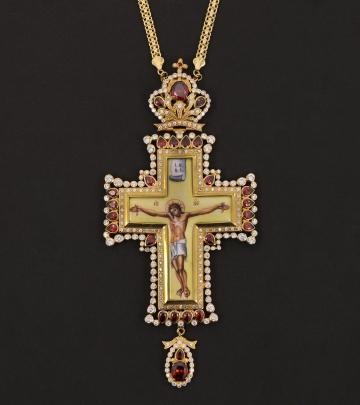 Pectoral Cross - 424