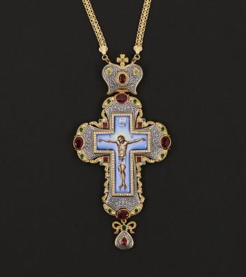 Pectoral Cross - 434