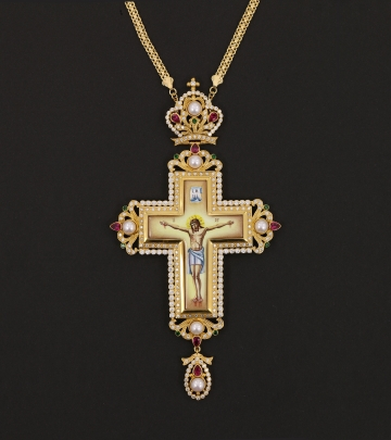 Pectoral Cross - 436