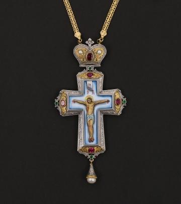 Pectoral Cross - 438