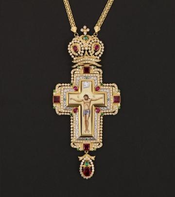 Pectoral Cross - 446