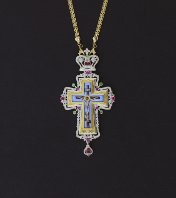 Pectoral Cross - 466