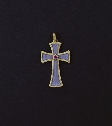Pectoral Cross - 500