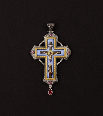 Pectoral Cross - 520