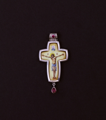 Pectoral Cross - 526