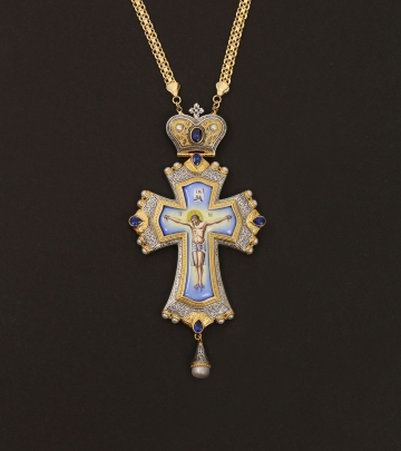 Pectoral Cross - 532