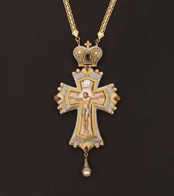 Pectoral Cross - 536