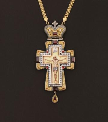 Pectoral Cross - 542