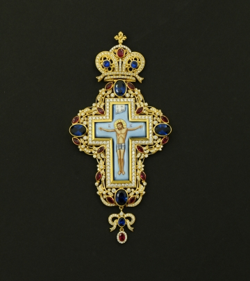 Pectoral Cross - 554