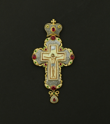 Pectoral Cross - 558