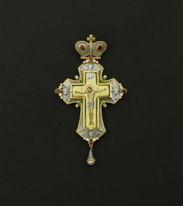Pectoral Cross - 566