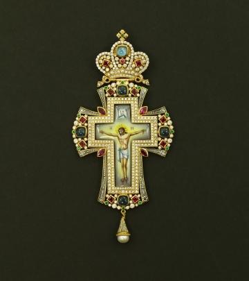 Pectoral Cross - 578