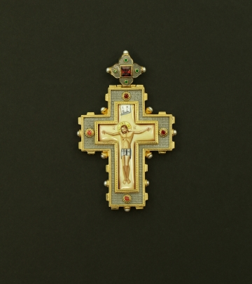 Pectoral Cross - 580