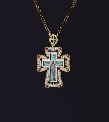 Pectoral Cross - 584
