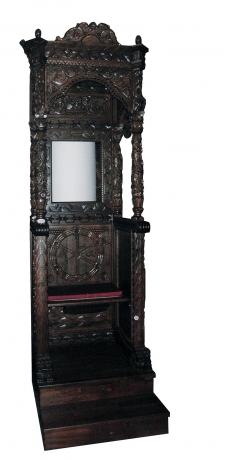 Bishop Throne - 264