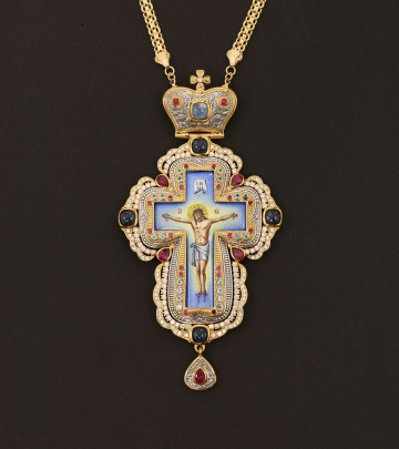 Pectoral Cross - US41915
