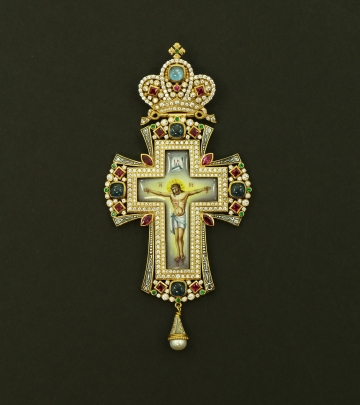 Pectoral Cross - US42580