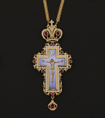 Pectoral Cross - 588
