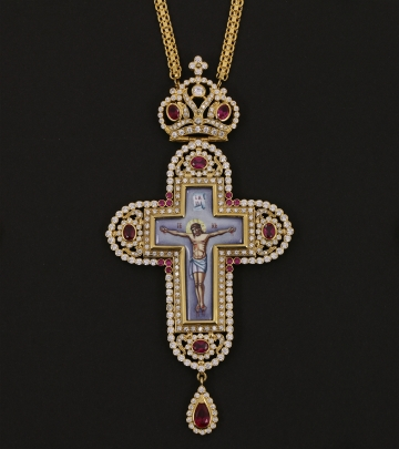 Pectoral Cross - 590