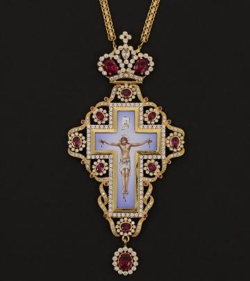 Pectoral Cross - 602