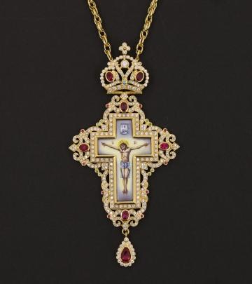 Pectoral Cross - 610