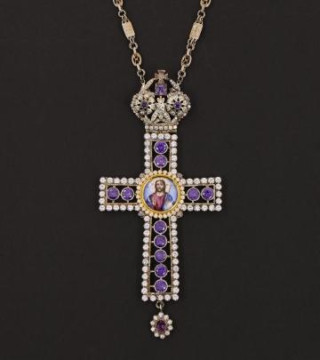 Pectoral Cross - 614