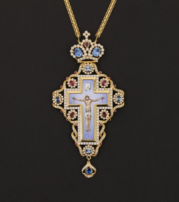 Pectoral Cross - 628