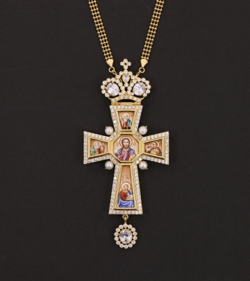Pectoral Cross - 634
